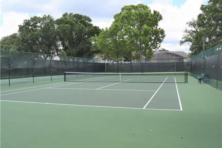 Indian Ridge Double Tennis Courts