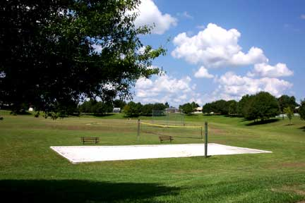 Indian Ridge Main Entrance Play Fields